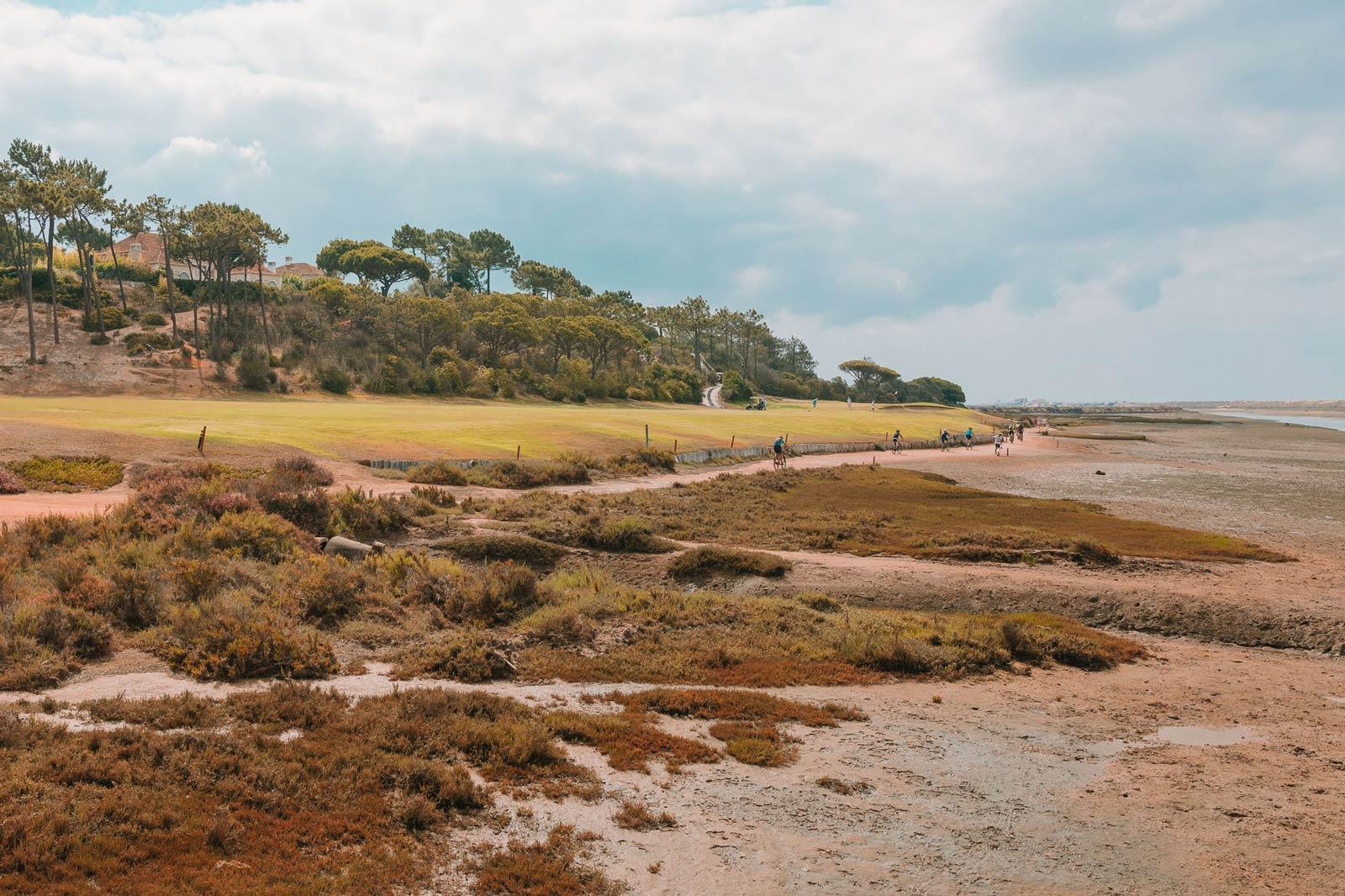 Quinta do Lago, one of the most exquisite regions in the Algarve