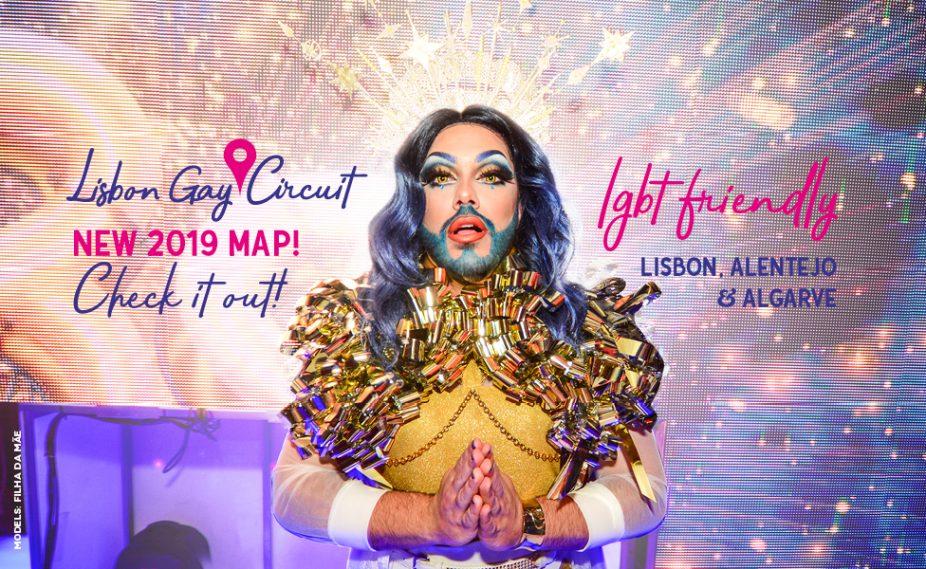 Drag Queen for Lisbon Gay Circuit