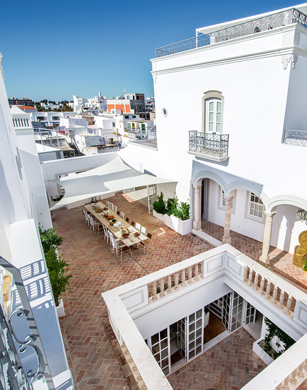 Luxury travel at Casa Fuzetta in Olhão, Algarve