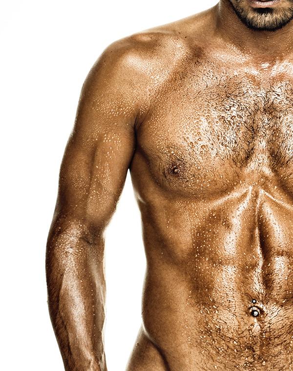 Wet male body - Mister Cock, Porto, Portugal