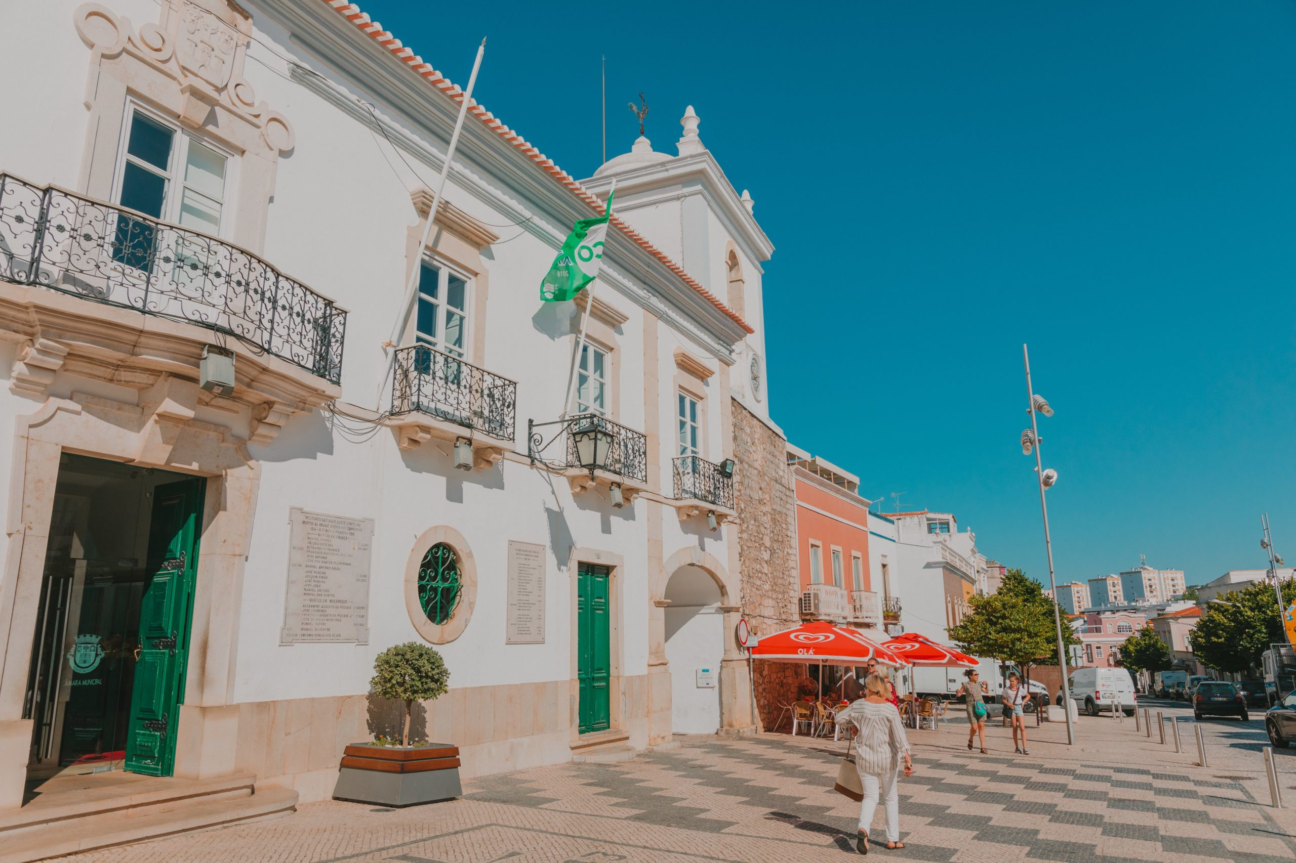 Quaint Villages in the Algarve